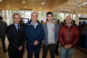 Seminario Curicó Alianza Clase Ejecutiva UC y Banco de Chile