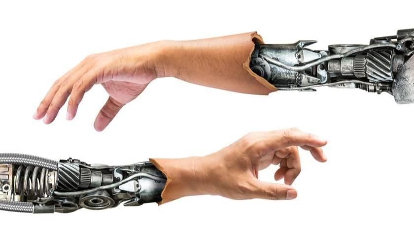 Automatizacion te quitara el trabajo un robot