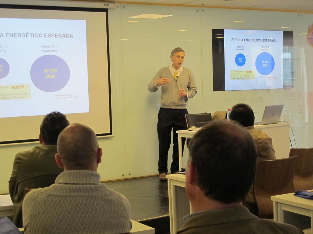 Seminario Gratuito: Economía de la Energía, seminario economía de la energía