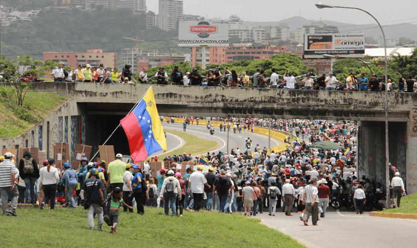 Venezuela conflicto