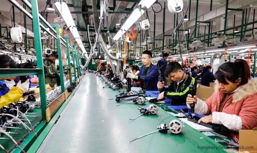 Comercio internacional salarios empleo globalizacion