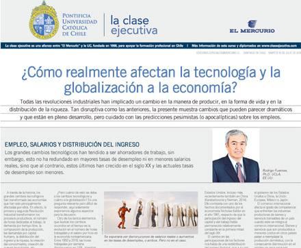 Macroeconomia 2019 publicada tecnologia globalizacion