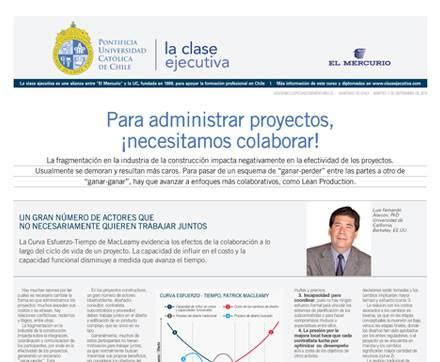 Administración de proyectos 2019
