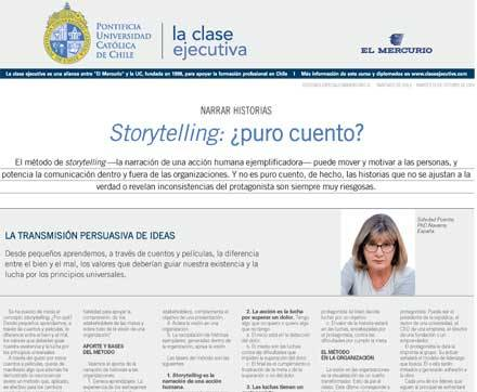 Storytelling 2019 publicada