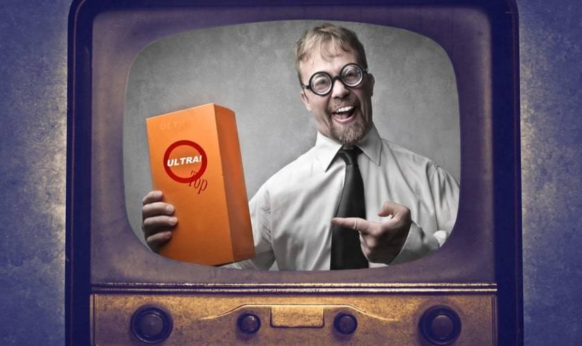 Publicidad y tv avisos competencia