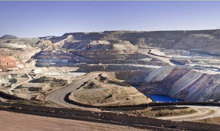 Valor creado por las 40 mineras mayores del mundo