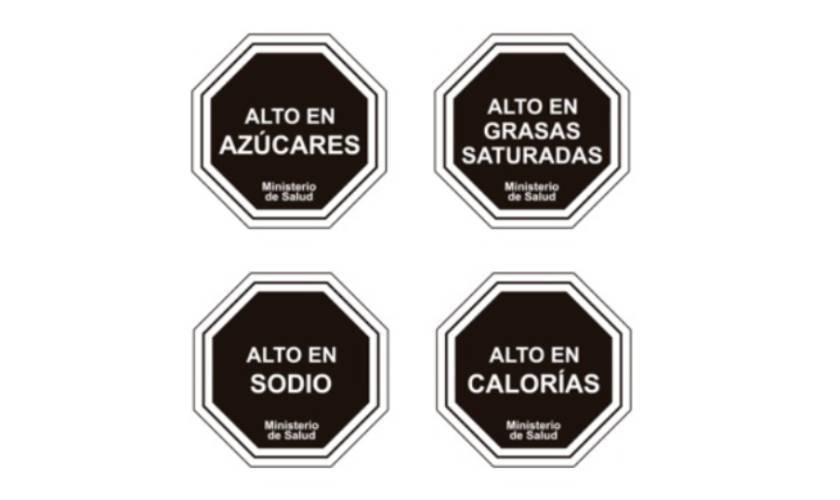 Sellos de alimentos en Chile nudge que funciona