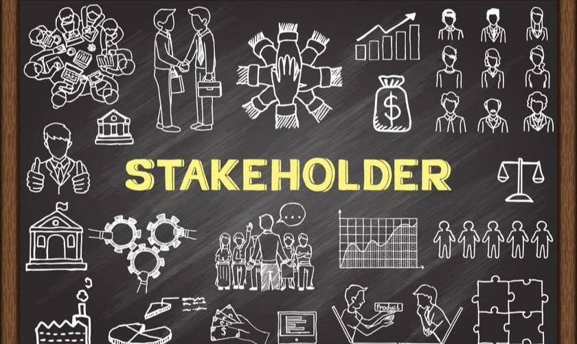 Riesgo perspectiva multi-stakeholder