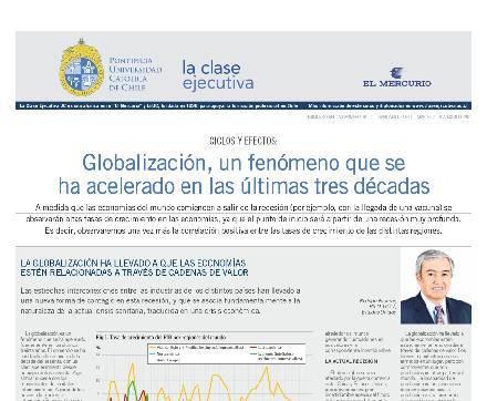 Curso macroeconomía Clase Ejecutiva UC