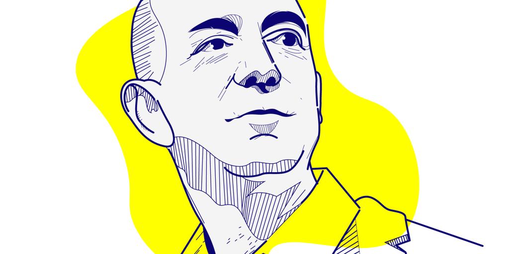 Jeff Bezos y liderazgo