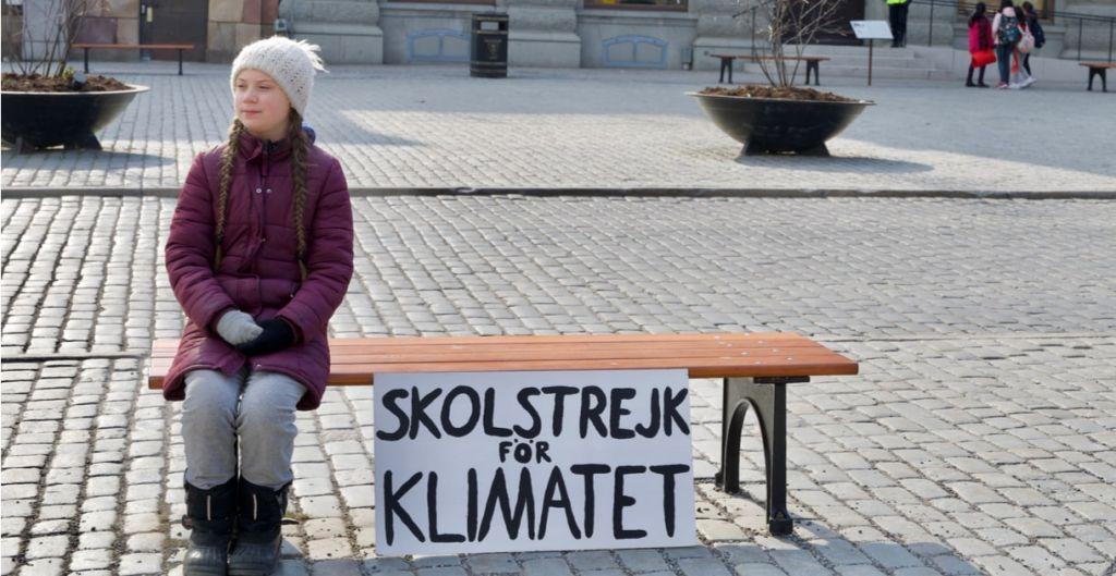 Storytelling, Storytelling Greta Thunberg
