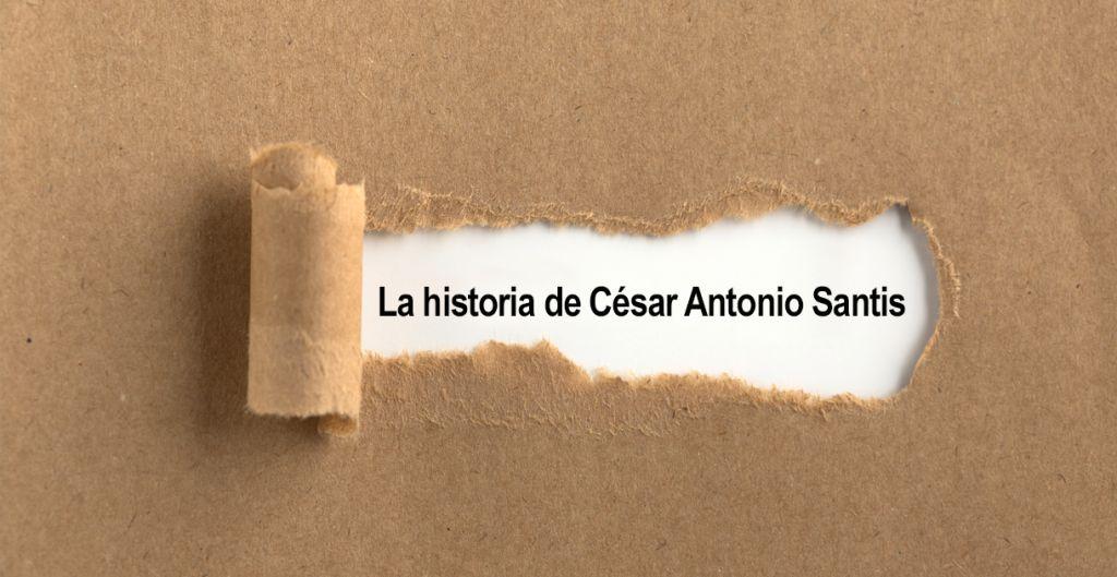 storytelling la historia de cesar antonio santis