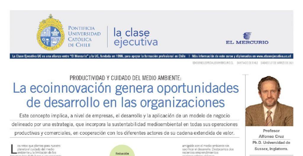 ecoinnovación, curso sobre gestión de la innovación
