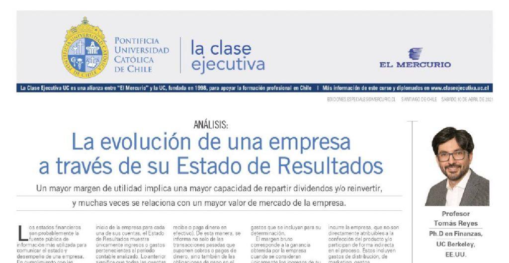 estado de resultados, curso sobre análisis de estados financieros