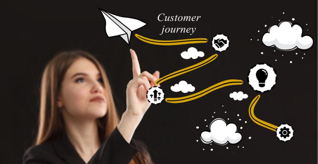 customer journey, viaje del cliente, customer journey map,