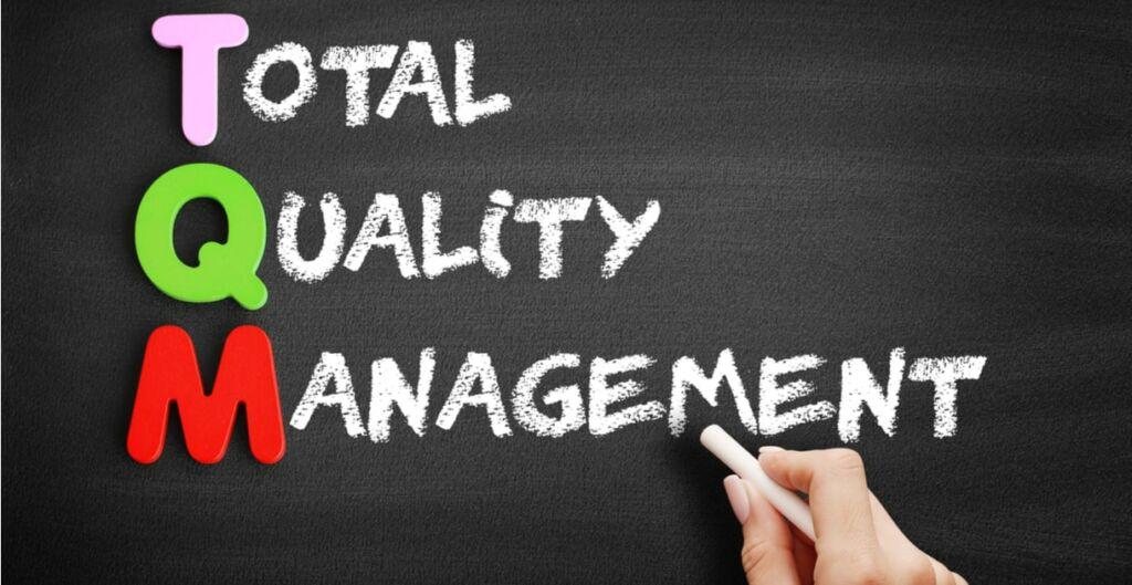 calidad total, TQM, gestión de la calidad total