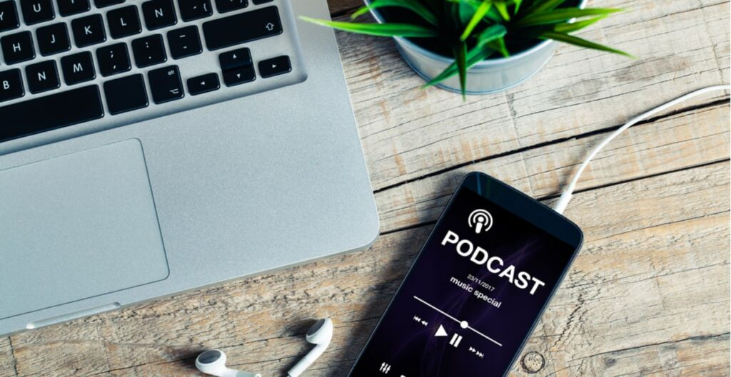 podcast, podcasts