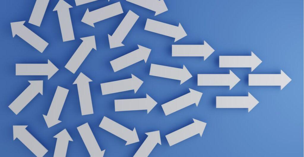 alineamiento estratégico, alineamiento organizacional, matriz de contribución crítica