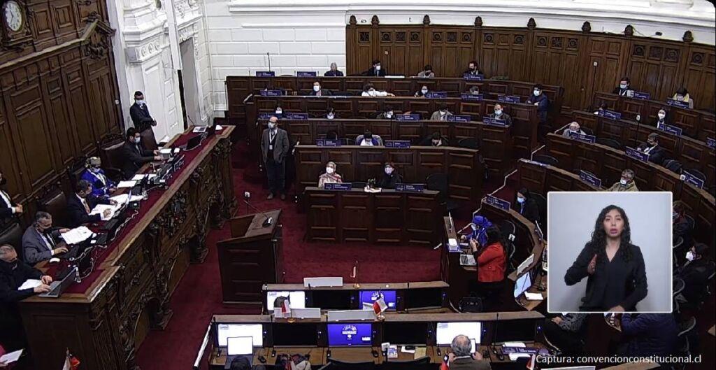 convención constitucional, llegar a acuerdos, cooperación, proceso constituyente