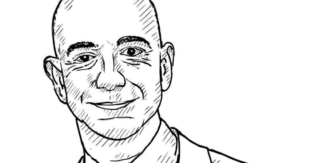 Jeff Bezos, liderazgo