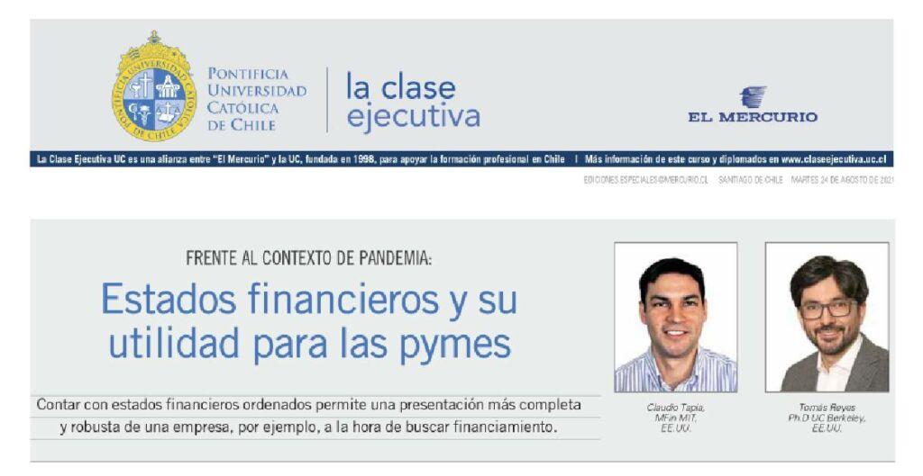 estados financieros, pymes