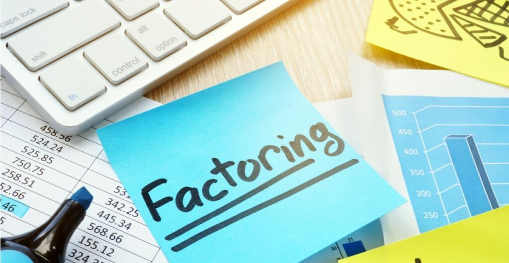 factoring, que es factoring, ejemplo de factoring