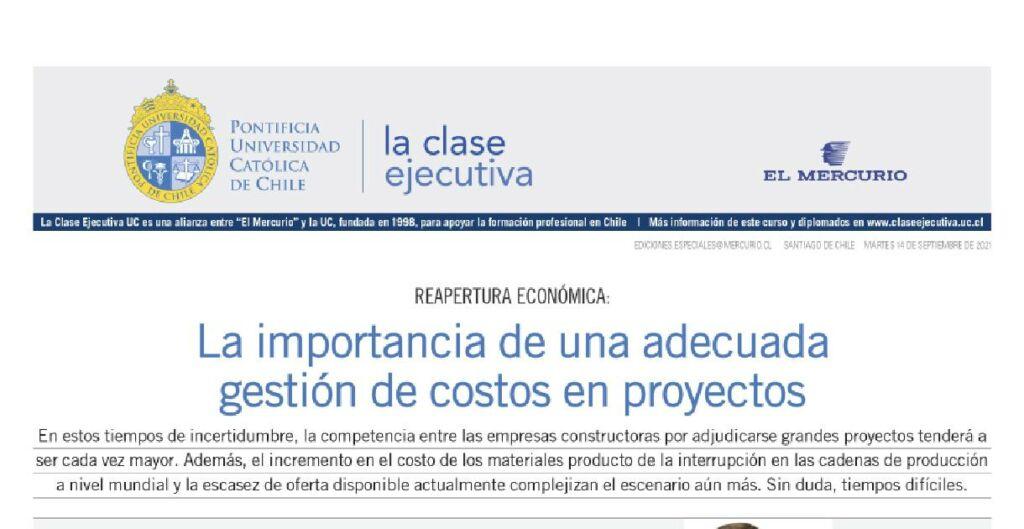 gestión de costo en proyectos, proyectos de construcción, etapas de un estudio de presupuesto